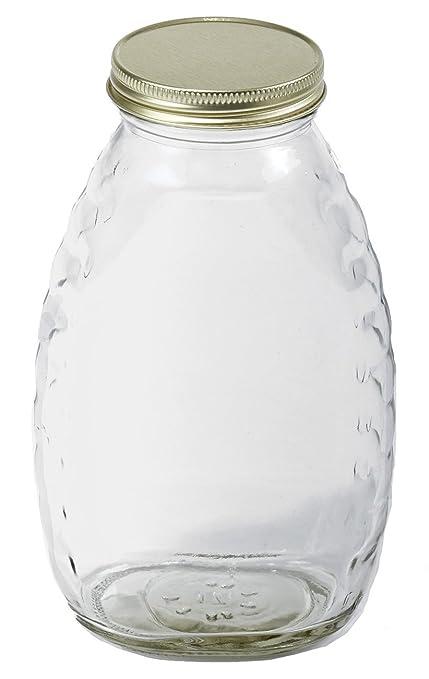 amazon com little giant farm ag hjar16 glass jar 12 pack 16