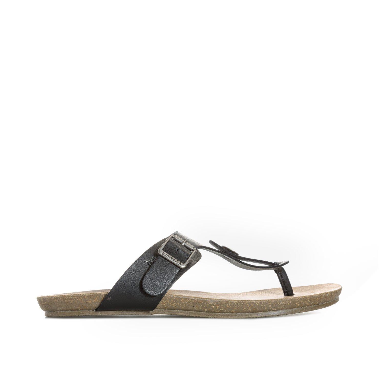 9778272a7a634 Amazon.com | Blowfish Malibu Women's Greco Sandals UK 4 Black | Sandals