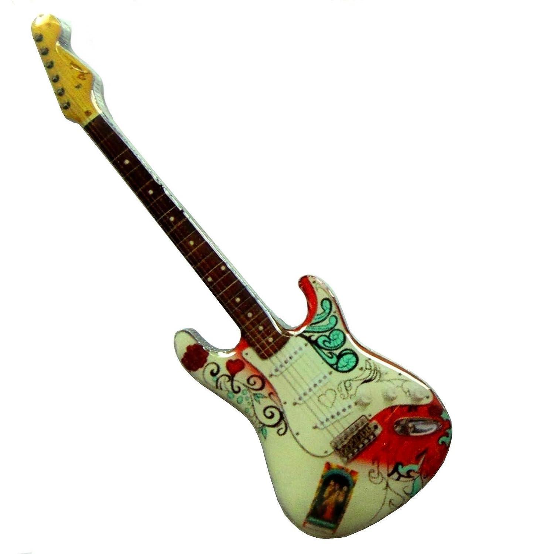 Magnete in metallo - Jimi Hendrix - FENDER STRATOCASTER MONTEREY POP Eurasia1