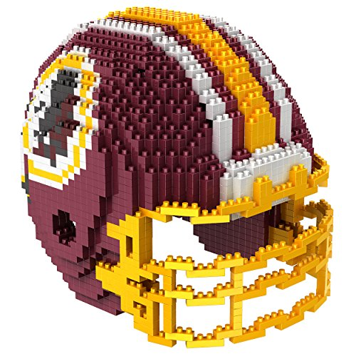 Nfl Mini Brxlz Helmet Building Blocks