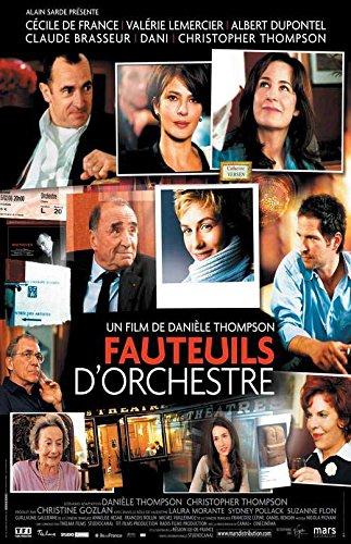 Avenue Montaigne (French ) POSTER (11