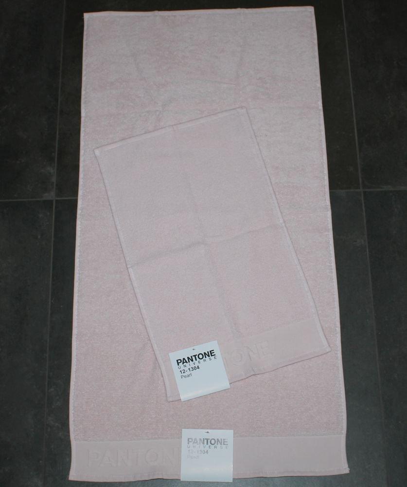 f24247f07f SET COPPIA 2 PEZZI 1+1 OSPITE 30 x 50 Asciugamani Tessili per la casa  ASCIUGAMANO 50 x 100 PANTONE by BASSETTI ...