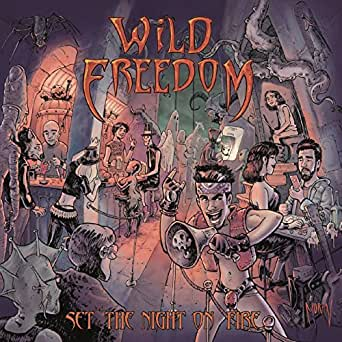 Set the Night on Fire by Wild Freedom on Amazon Music - Amazon com