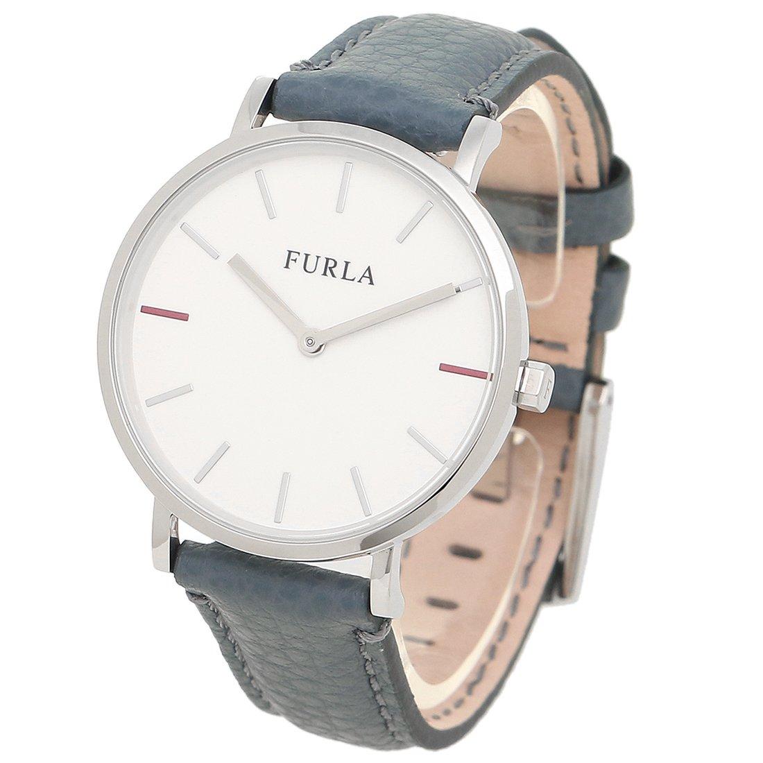 0dc3446e44 Amazon | [フルラ] 腕時計 レディース FURLA R4251108507 899478 W493 WU0 DOL シルバー ブルー ホワイト  [並行輸入品] | 並行輸入品・逆輸入品・中古品(レディース) ...