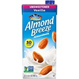 Almond Breeze Almondmilk, Unsweetened Vanilla, 32 Fluid Ounce