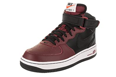 NIKE Boys  Air Force 1 Mid (GS) Basketball Shoes 0eb0d1179