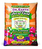 earth pot - Dr. Earth Pot of Gold All Purpose Potting Soil 1.5 cu ft