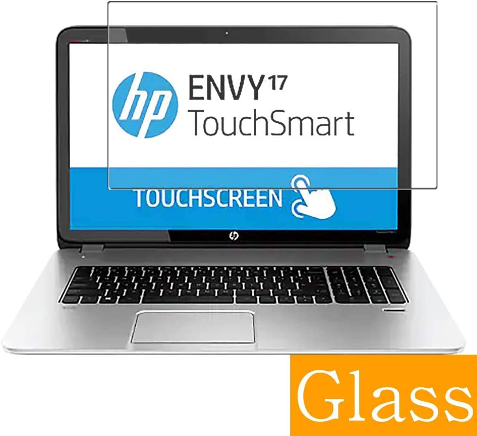 "Synvy Tempered Glass Screen Protector for HP Envy TouchSmart 17-j000 / j017cl / j023cl / j043cl / j030us / j005ea / j037cl / j075sf / j098sf / j041nr 17.3"" Visible Area Film Protectors"