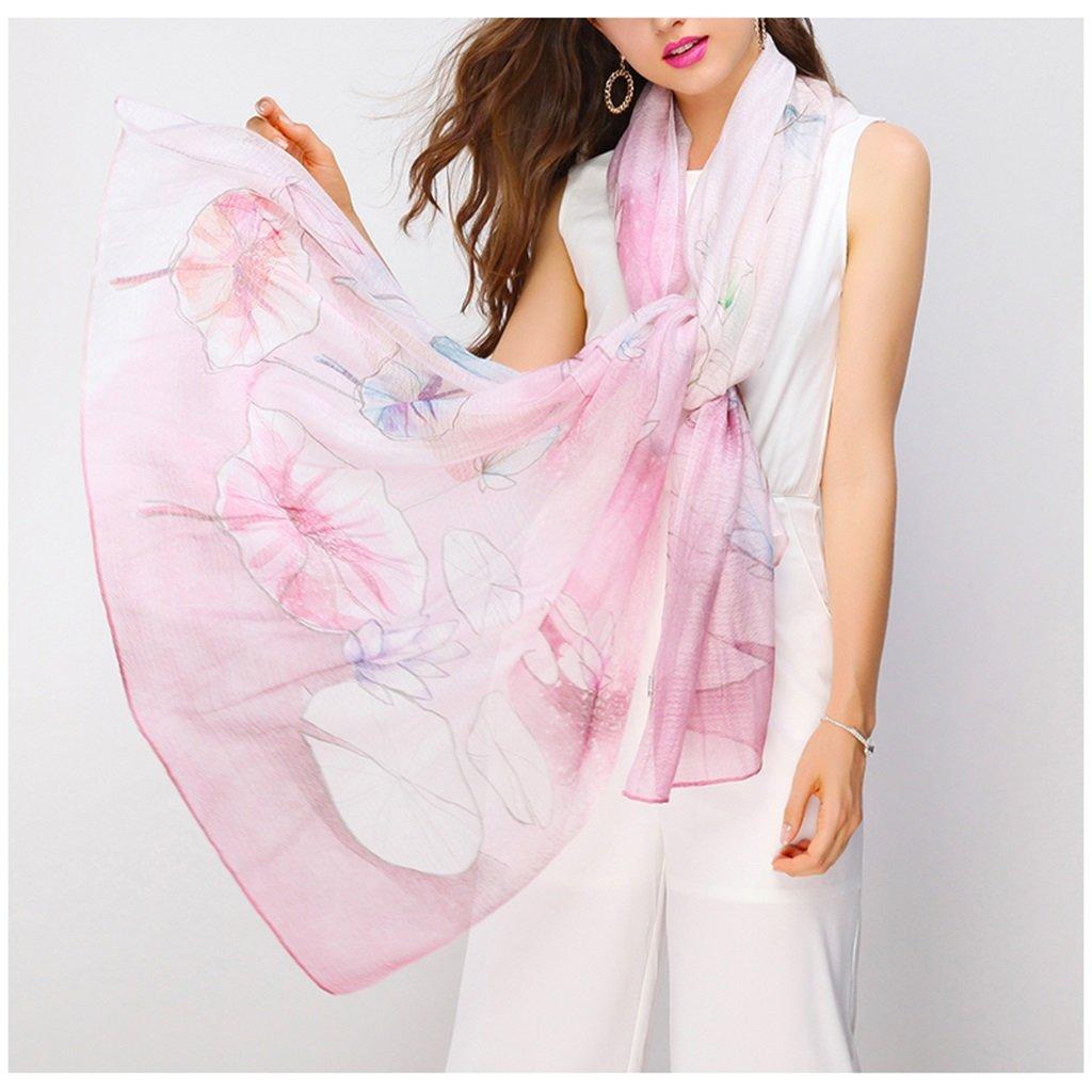 Bufanda moda estilo chino fresco y elegante estilo nacional mujer sección larga lana personalidad lu...