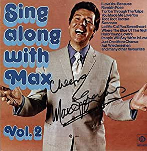 MAX BYGRAVES Sing Along With Max Vol 2 LP