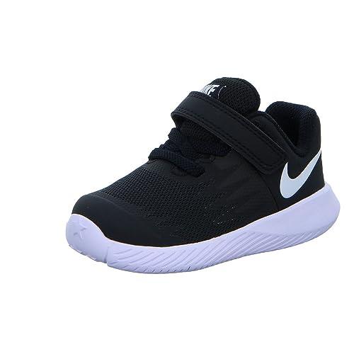 Nike Tanjun (TDV), Scarpe da Trail Running Unisex-bambini, Nero (Black/Black 001), 27 EU