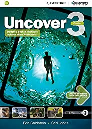 Uncover Level 3 - Full Combo With Online Workbook and Online Practice