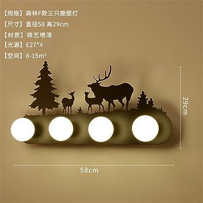 Led Lumière Murales Interieur lampe Appliques Exterieur Yanlana hstQCrd