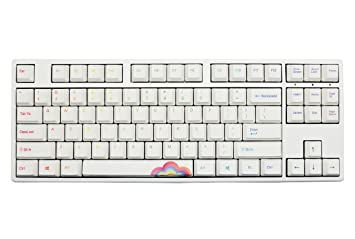 e1b43e54089 Image Unavailable. Image not available for. Colour: Ducky One TKL Rainbow  PBT ...