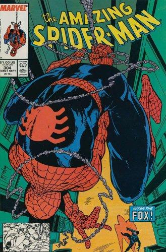 The Amazing Spider-Man #304 (Vol. 1)