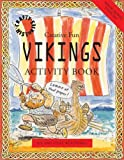 img - for Vikings Activity Book (Crafty History) (Crafty History) by Sue Weatherill (2007-03-01) book / textbook / text book