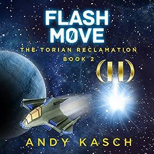 Flash Move Audiobook
