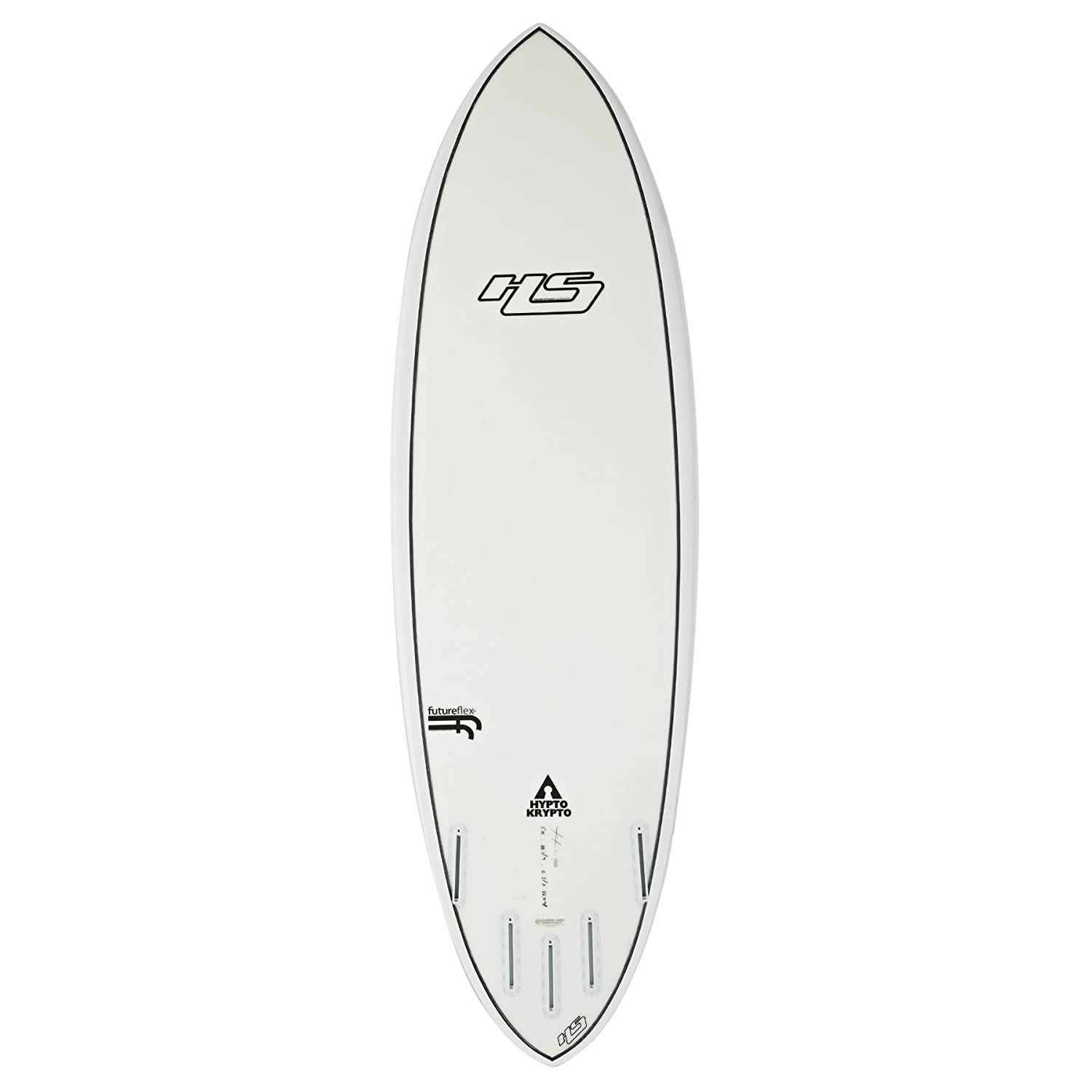 haydenshapes Hypto Krypto V futureflex Tabla de Surf - Haydenshapes, 6ft 4in, Rubia: Amazon.es: Deportes y aire libre