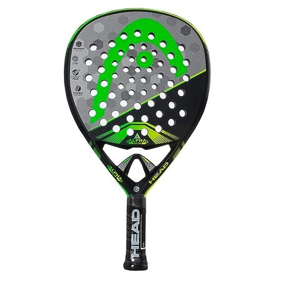 Pala De Padel Head Graphene Touch Alpha Power: Amazon.es: Deportes ...