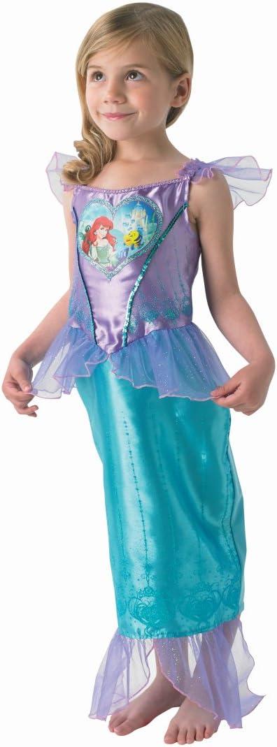 Disfraz infantil de La Sirenita Ariel: Amazon.es: Juguetes y juegos