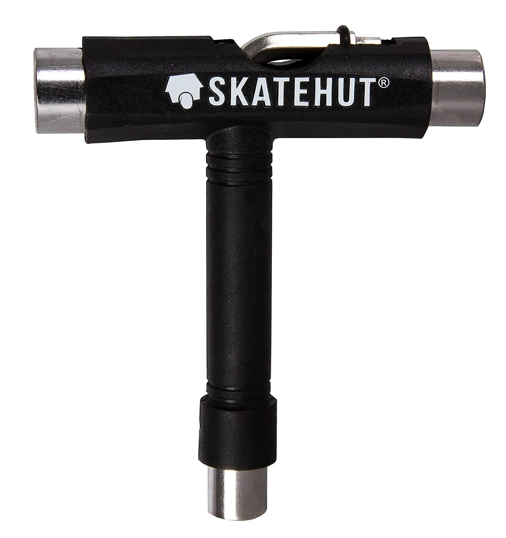 Black Skate Hut Skateboard Tool
