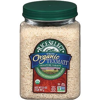 RiceSelect Organic Texmati White Rice