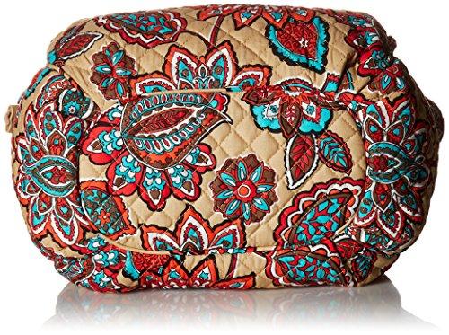 Vera Glenna Desert Floral Cotton Power Bradley Iconic 50 1 Satchel Signature OrUE1Oqw