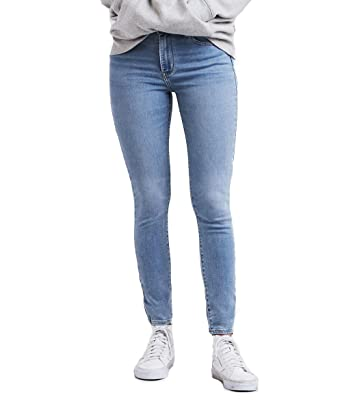 super popular meticulous dyeing processes online for sale Levi's Women's 720 High Rise Super Skinny Jeans