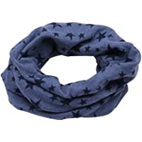RETUROM Bebé pañuelos de cuello, Bufanda de algodón caliente para niños Bufanda de invierno para mantones