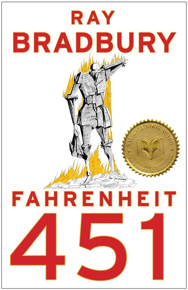Image result for fahrenheit 541 book cerov