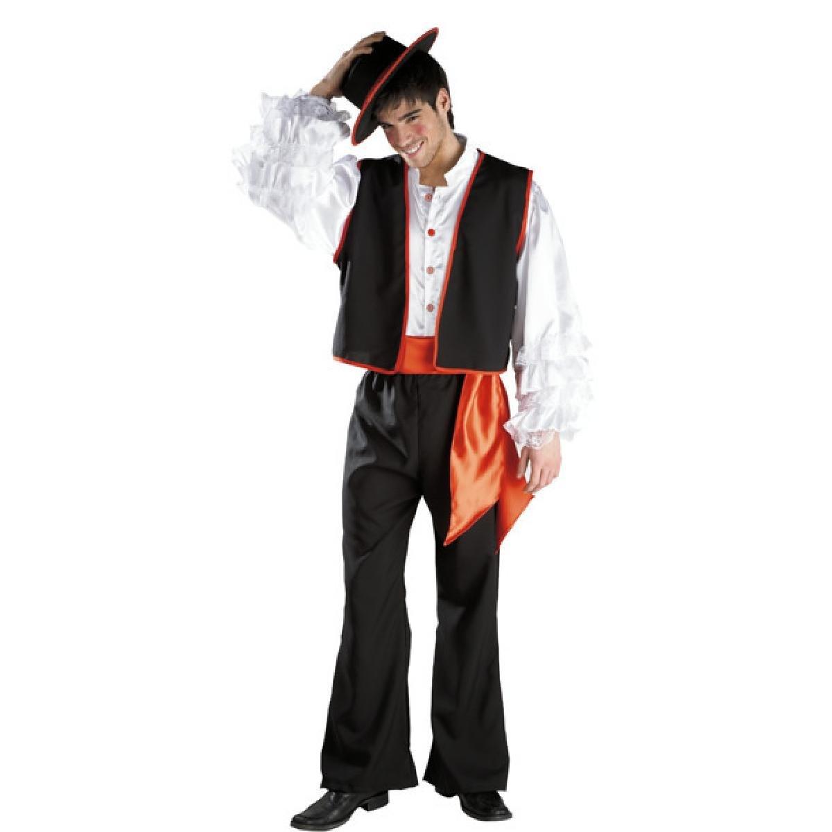 Disfraz de Flamenco. Talla única de Hombre.: Amazon.es: Juguetes y ...