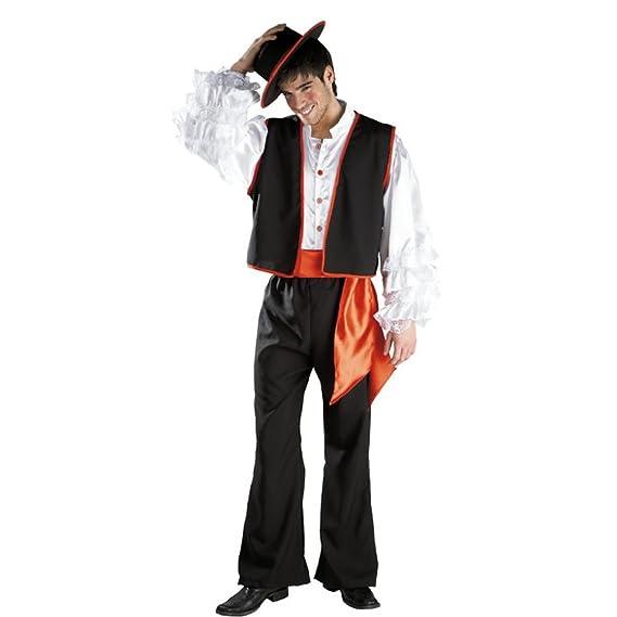 Disfraz de Flamenco. Talla única de Hombre.: Amazon.es ...