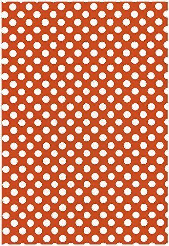 Wachstuch Tischdecke Rollenware Punkte Punkte Punkte Polka Dots gepunktet Farbe und Größe wählbar (5 m x 140 cm, M110-2 braun) B01KC2OU06 Tischdecken aba3ae