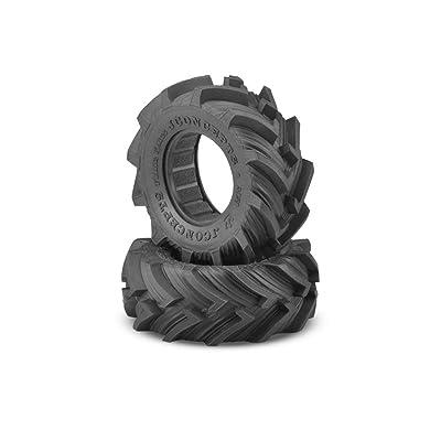 J Concepts Inc. Fling King Green Compound L/R Tires (2), JCO315102: Toys & Games