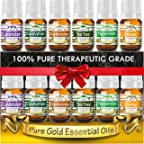 Essential Oils Gift Set of
