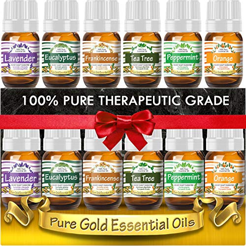 Essential Peppermint Frankincense Eucalyptus Aromatherapy product image