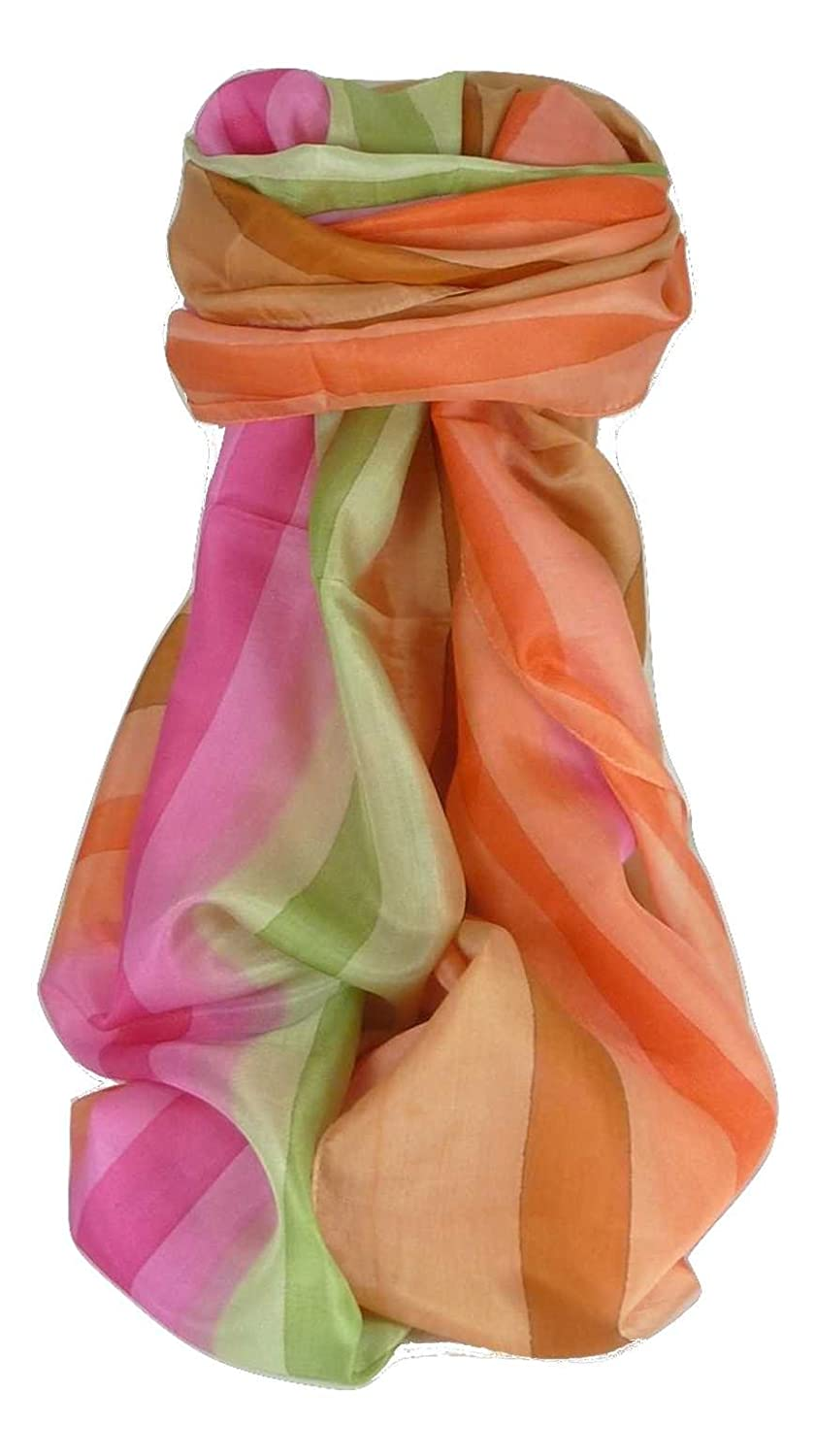 964f7c79 Mulberry Silk Classic Long Scarf Dada Rainbow Palette by Pashmina & Silk at  Amazon Women's Clothing store: