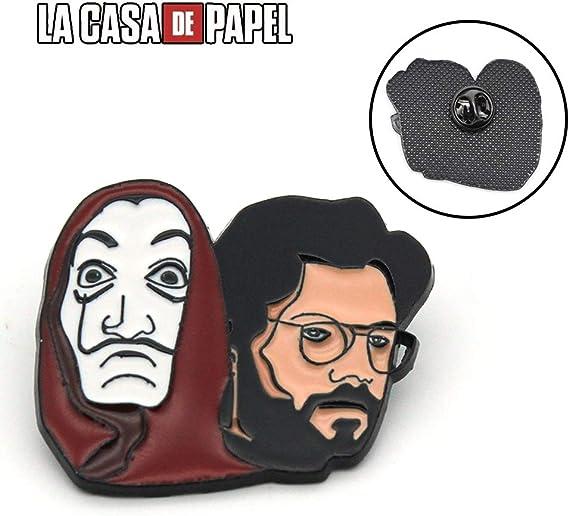 House Enamel Pin Badge Brooch Lapel Pin