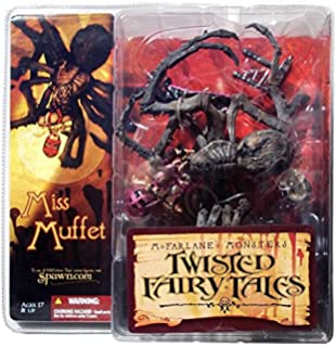 Amazoncom Mcfarlane Toys Monsters Twisted Fairy Tales Action