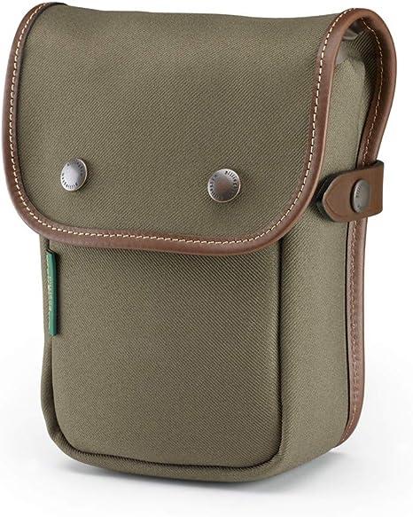 Billingham Waist Strap Attachment Khaki Webbing // Chocolate Leather