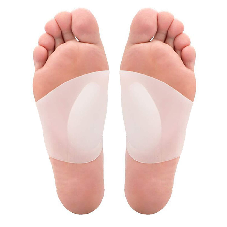 f9dc0af8d2 Arch Support Gel - Soft Gel Sleeves for Plantar Fasciitis,Flat Feet Soft Gel  Sleeve