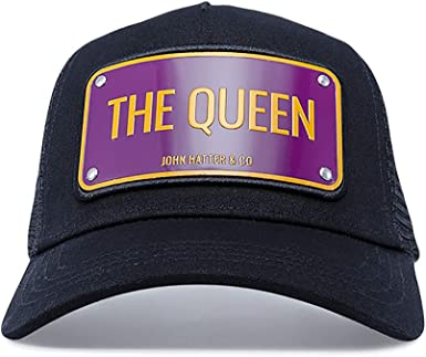 Gorra John Hatter The Queen: Amazon.es: Ropa y accesorios