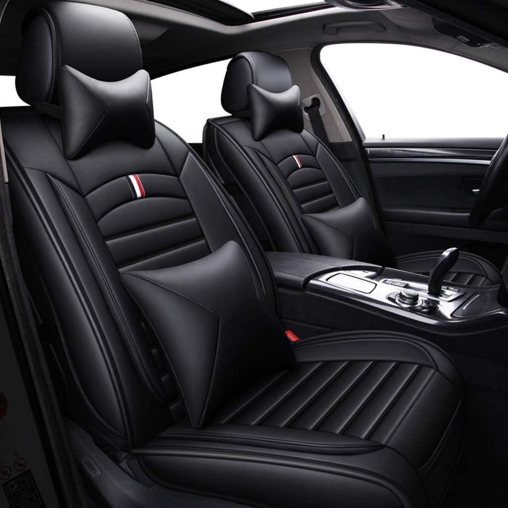 Fundas para asientos negro delantero kos Mitsubishi Colt