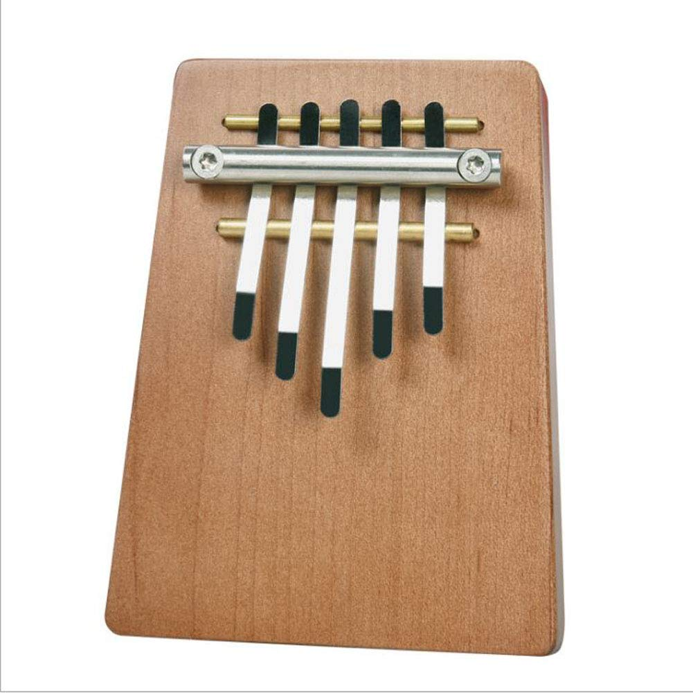 LVSSY-Kalimba Thumb Piano,Traditional Piano for Children Musical Instrument Accompaniment Training Tool by LVSSY