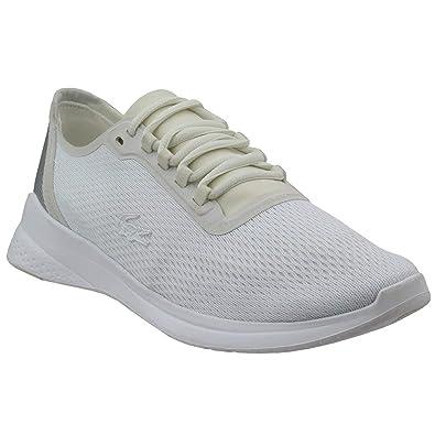 61e0775fb4123 Lacoste LT Fit 318 1 White  Amazon.co.uk  Shoes   Bags