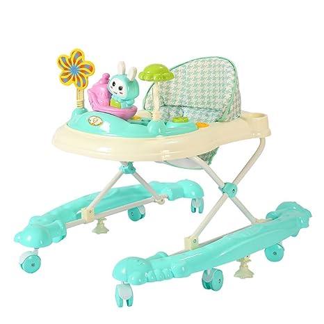 Andador para Bebés Regulable Sit-to-Stand Learning Walker ...