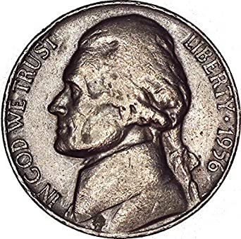 1956 Jefferson Nickel 5C About Uncirculated At Amazons Collectible Coins Store