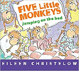 five little monkeys jumping on the bed a five little monkeys story unabridged