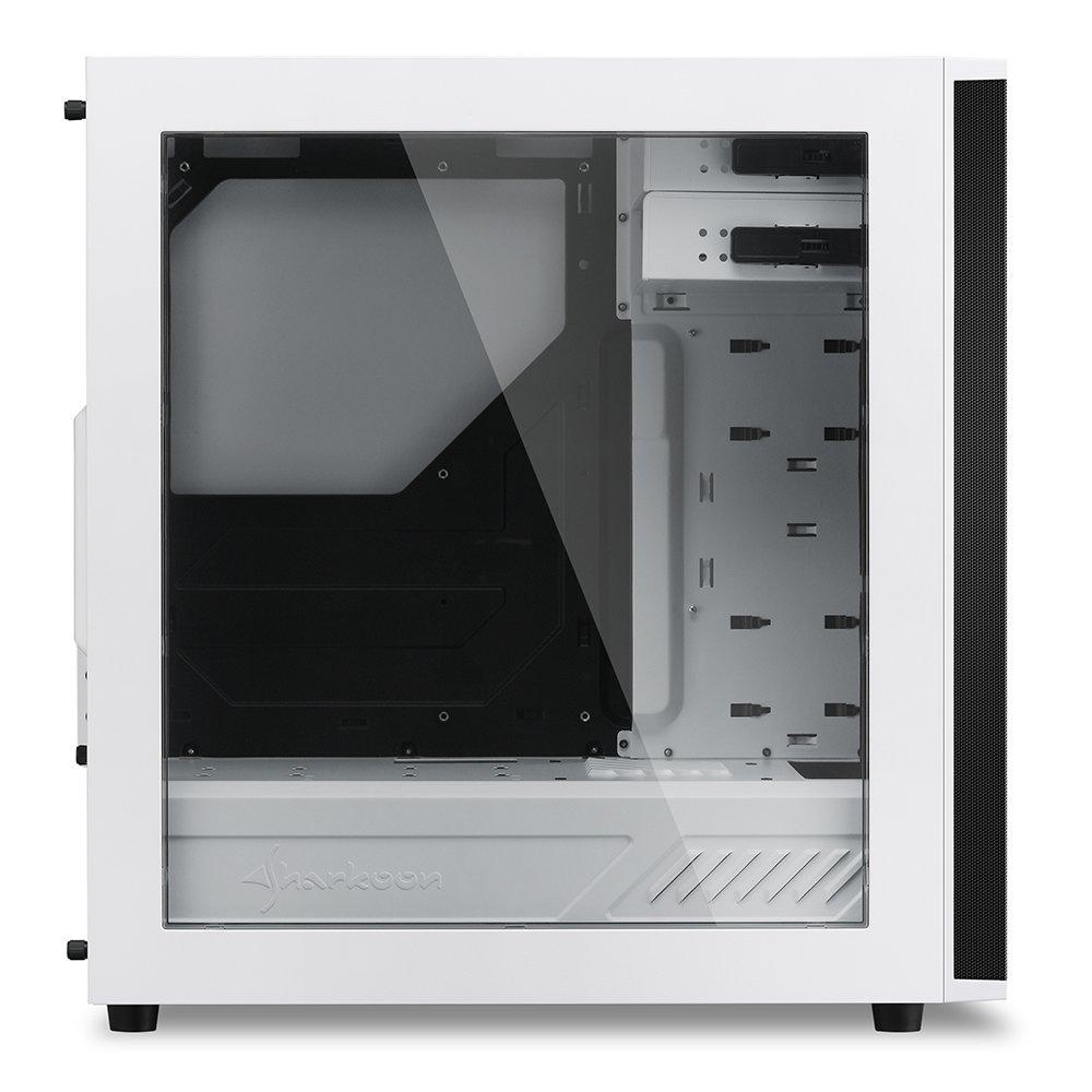 Sharkoon M25-W 7.1 PC Gehäuse weiß: Amazon.de: Computer & Zubehör