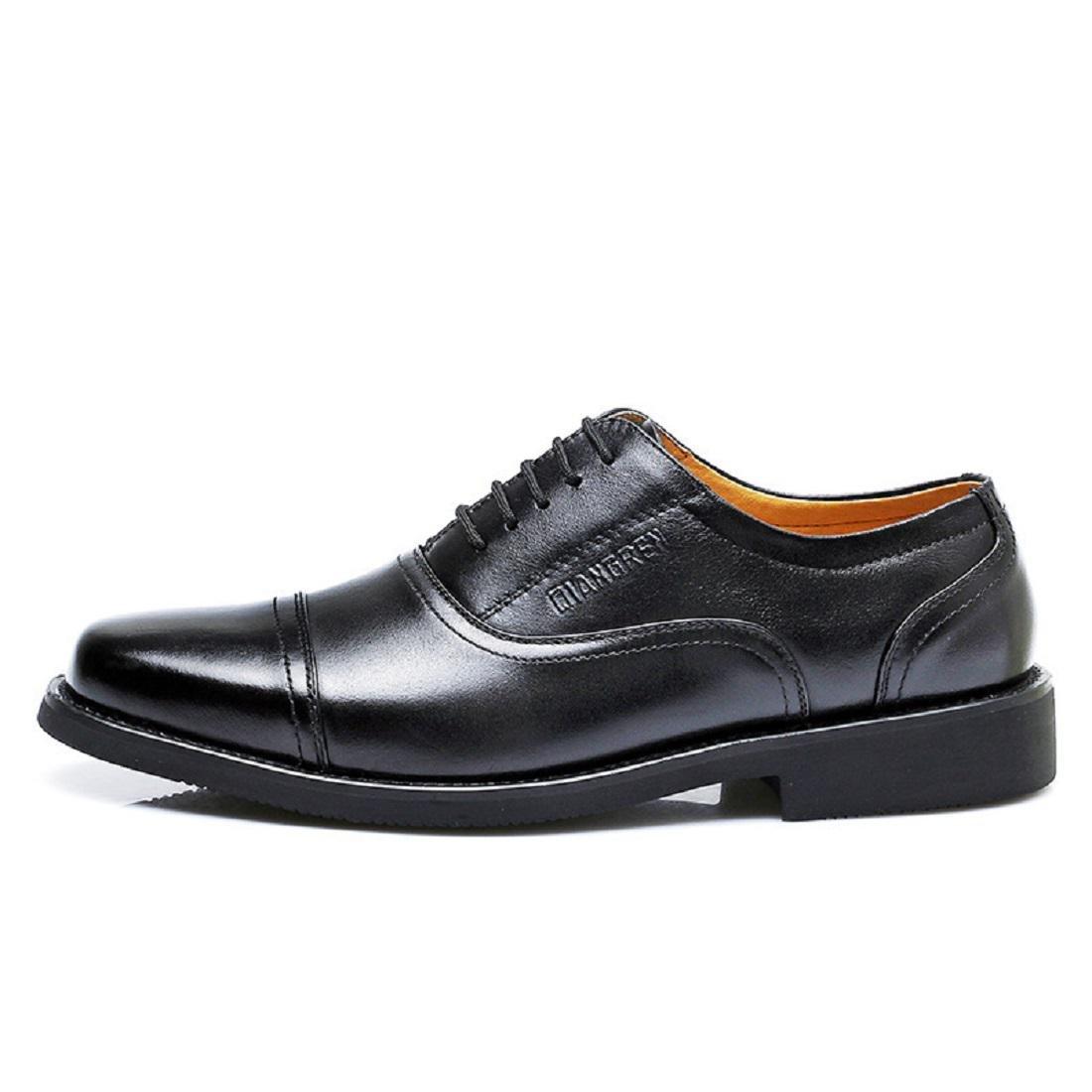 Herren Formelle Kleidung Lederschuhe Geschäft Stiefel Flache Schuhe Große Größe Werkzeug Schuhe Gemütlich Licht EUR GRÖSSE 38-46